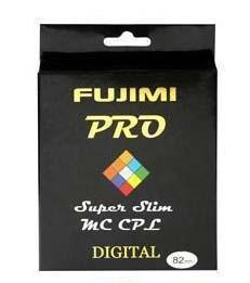 Фильтр поляризационный Fujimi MC-CPL 77mm slim