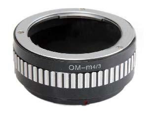 Переходное кольцо Flama FL-M43-OM с Olympus OM на micro 4/3