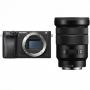 Фотоаппарат Sony Alpha A6300 (ILCE-6300) Kit 18-105 f/4 G OSS PZ