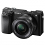 Фотоаппарат Sony Alpha A6100 (ILCE-6100) Kit 16-50 черный