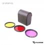 Fujimi GP 3FSRPY52 Набор фильтров Красный, Пурпурный, Жёлтый.
