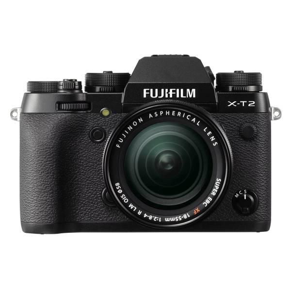 Фотоаппарат Fujifilm X-T2 Kit XF 18-55mm F2.8-4 R LM OIS
