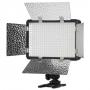 Свет накамерный Godox LF308D с функцией вспышки 27761