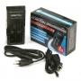 Зарядное устройство Robiton Li500-2 (18650/ 18500/ 16340(CR123A)/ 145
