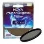 Фильтр нейтрально-серый HOYA Pro 1D ND16 55mm 78915