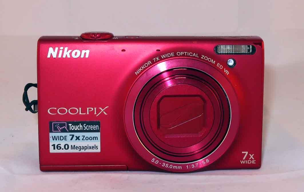 Фотоаппарат Nikon coolpix s6150 б/у