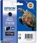 Картридж EPSON T1578 к Stylus R3000 матовый чёрный