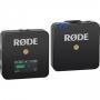 Микрофонная радиосистема RODE Wireless GO ультракомпактная накамерная