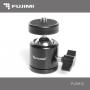 Штативная головка Fujimi FLBH-S Шаровая нагр. до 2 кг
