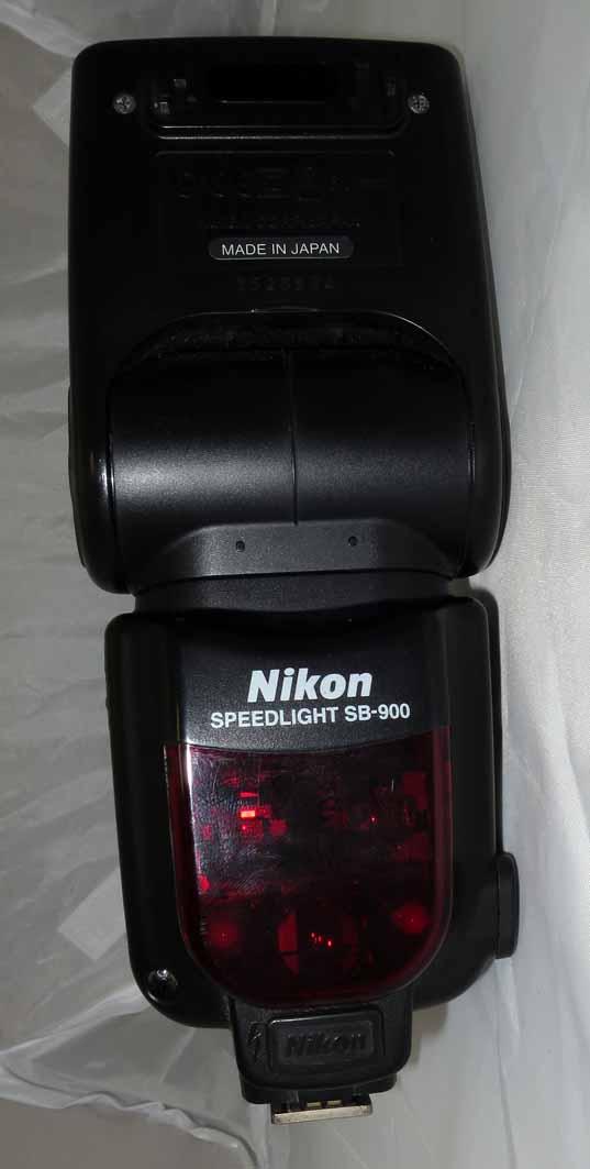 Вспышка Nikon SB-900 б/у