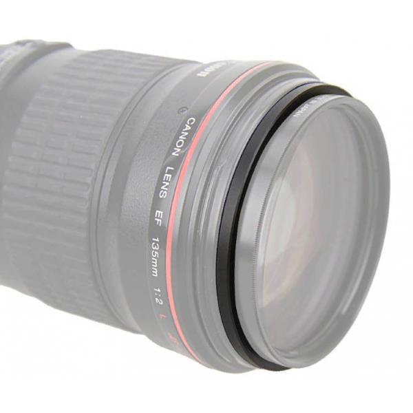 Переходное кольцо Fotokvant LADD 58-55 (DAN-2417) Размер 58-55 мм