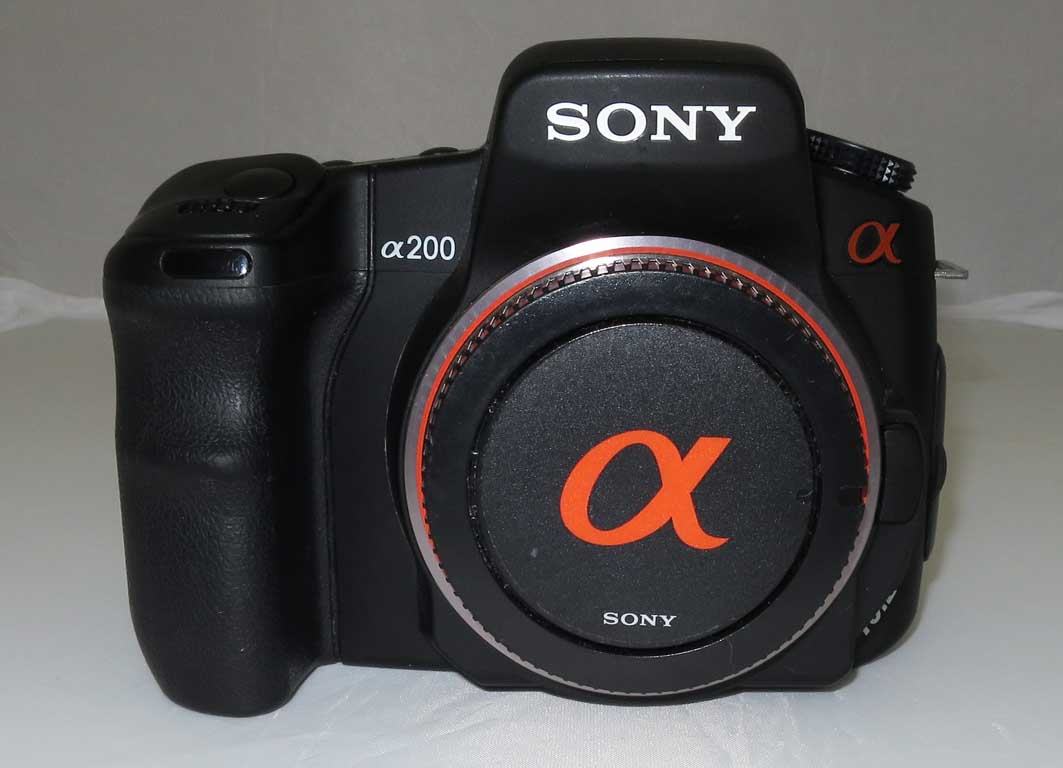 Фотоаппарат Sony Cyber-shot DSC-A200 body б/у