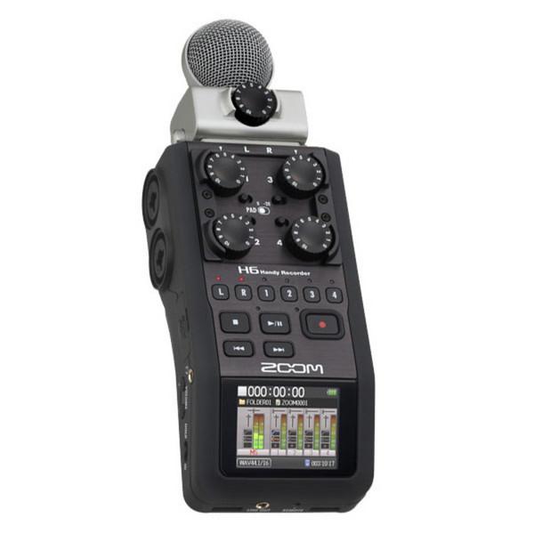 Цифровой рекордер Zoom H6