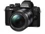 Фотоаппарат Olympus OM-D E-M10 Mark II 14-150 черный / серебро