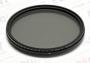 Фильтр нейтрально-серый Fujimi Vari-ND ND2-ND400 82mm