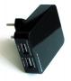 Адаптер AcmePower AP AV-23 вх. AC 220В, вых. 2xUSB, 1+2.1А