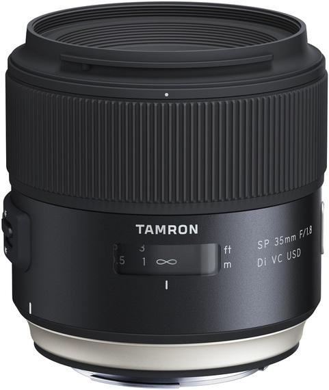 Объектив Tamron (Canon) SP 35mm f/1.8 Di VC USD F012