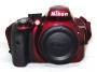 Фотоаппарат Nikon D3300 body красный б/у