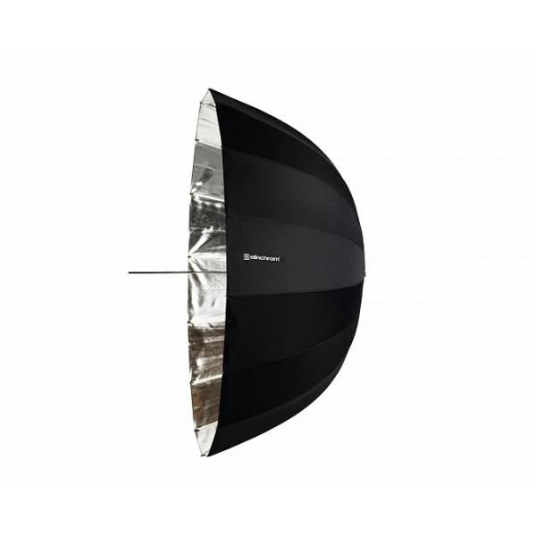 Зонт Elinchrom 125 см серебро глубокий отражающий (арт. 26353)