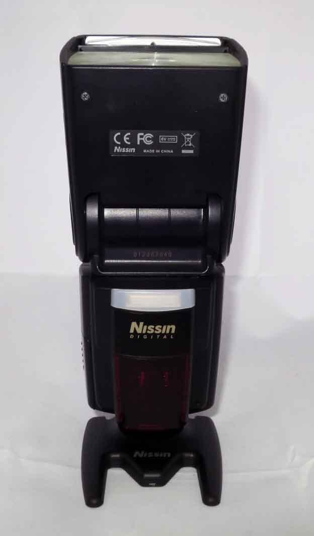 Вспышка Nissin Di866 для Canon б/у