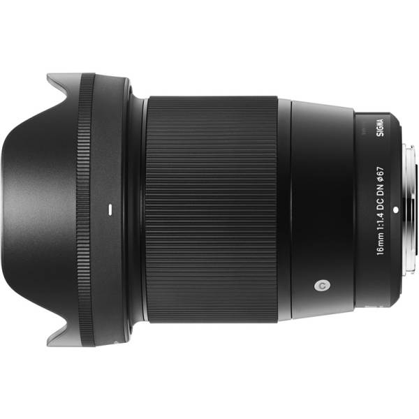 Объектив Sigma (Micro 4/3) 16mm F/1.4 DC DN Contemporary