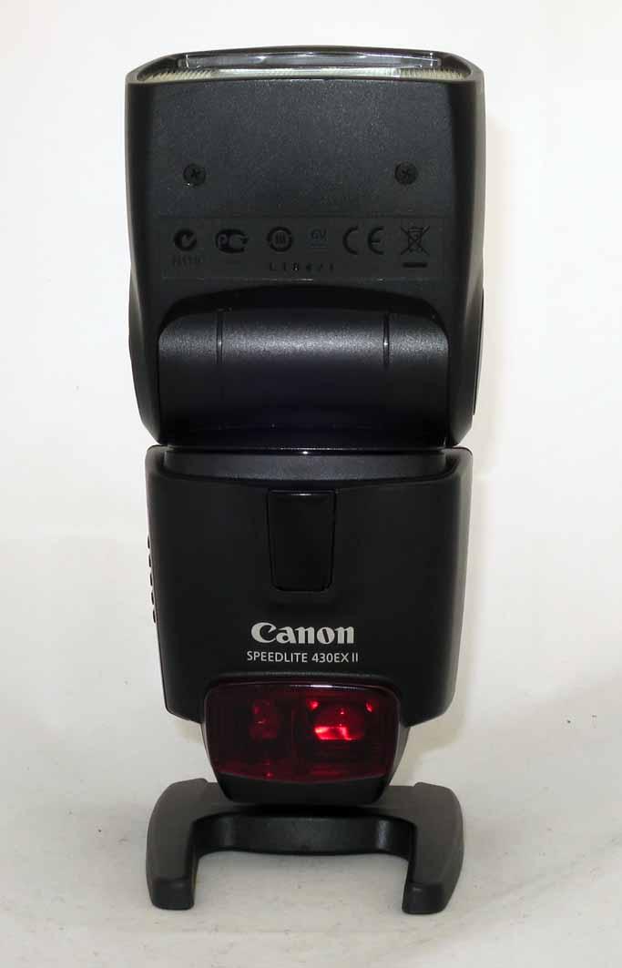 Вспышка Canon SpeedLite 430EX II б/у.