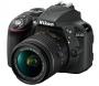 Фотоаппарат Nikon D3300 Kit AF-P 18-55 VR black