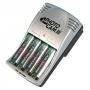 Зарядное устройство Ansmann PhotoCam III + 4AA 2850
