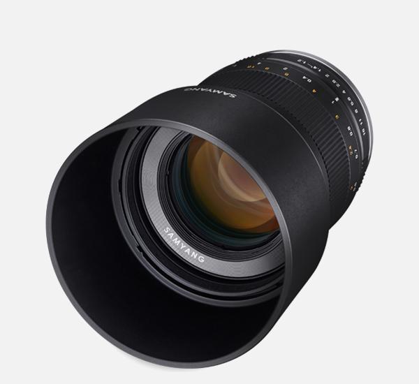 Объектив Samyang Micro 4/3 50mm f/1.2 AS UMC