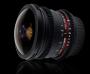 Объектив Samyang Canon EF 8 mm T3.8 AS IF UMC Fish-eye CS II VDS