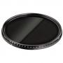 Фильтр нейтрально-серый Fujimi Vari-ND ND2-ND400 58mm