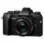 Фотоаппарат Olympus OM-D E-M5 mark III 14-42 EZ kit черный