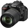 Фотоаппарат Nikon D5600 kit AF-S 18-105 VR