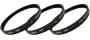 Набор макролинз Hoya CLOSE UP SET (+1+2+4) HMC 46mm 80489
