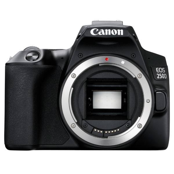 Фотоаппарат Canon EOS 250D Body черный