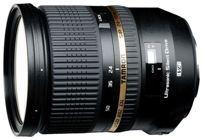 Объектив Tamron (Canon) SP 24-70mm f/2.8 Di VC USD A007