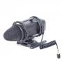 Микрофон накамерный Fujimi BY-V02 Стереофонический конденсаторны