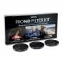 Набор фильтров Hoya 77mm KIT PRO ND 8/ 64/ 1000 97329