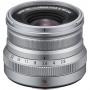 Объектив Fujifilm XF 16mm f/2.8 R WR серебро