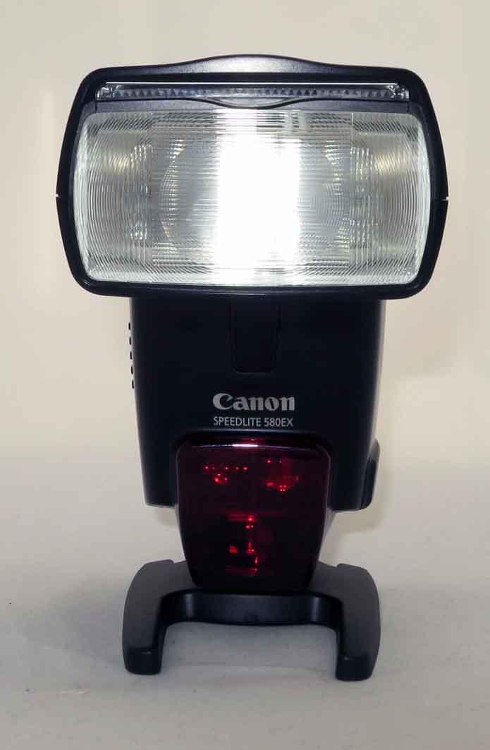 Вспышка Canon SpeedLite 580EX б/у