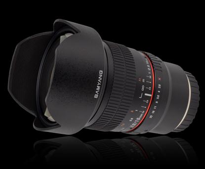 Объектив Samyang Fuji X 10mm f/2.8 ED AS NCS CS