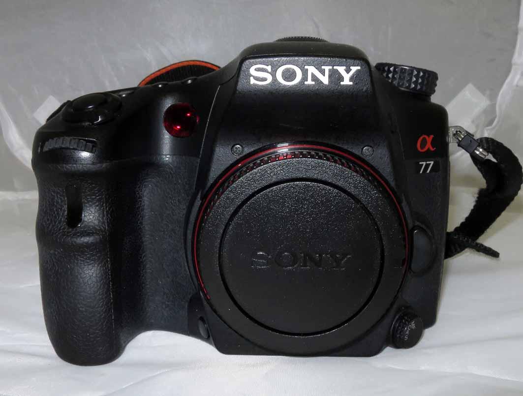 Фотоаппарат Sony Cyber-shot SLT-A77 body б/у