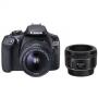 Фотоаппарат Canon EOS 1300D 18-55 III + 50 STM kit