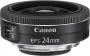 Объектив Canon EF-S 24 mm f/2,8 STM