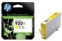 Картридж HP CD974AE (желтый) №920XL