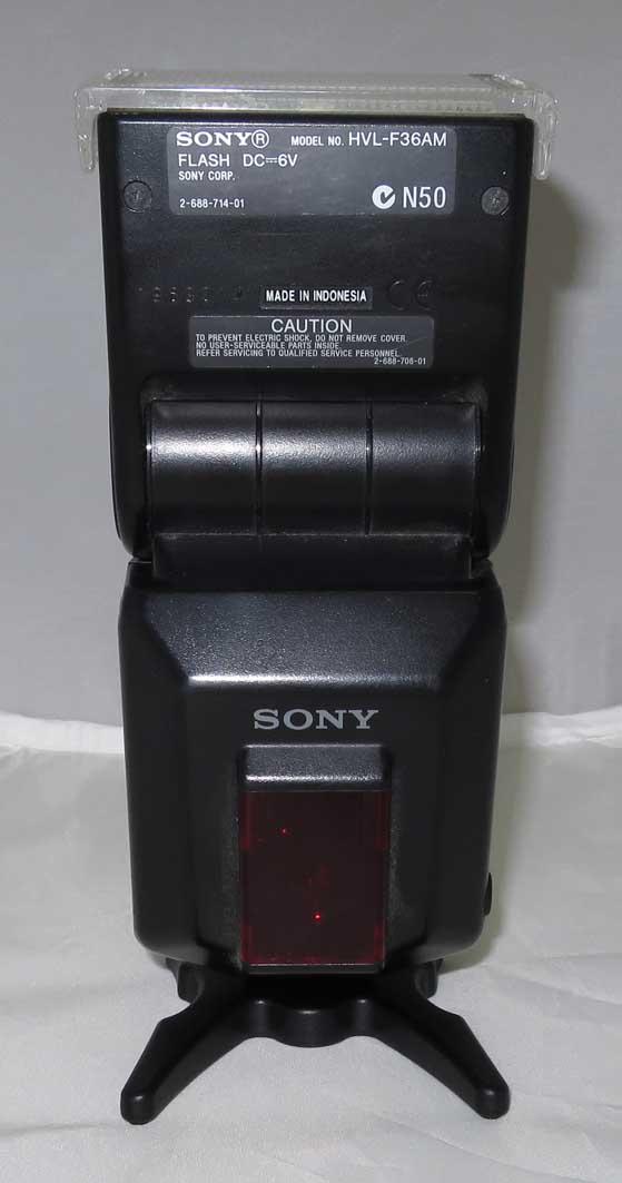 Вспышка Sony HVL-36AM б/у