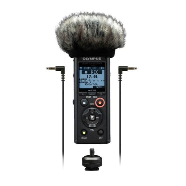 Цифровой рекордер Olympus LS-P4 Videographer Kit