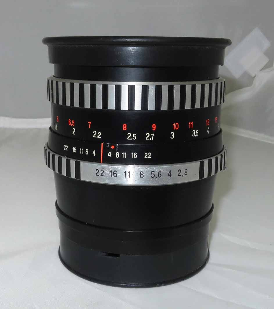 Объектив Biometar 2,8/120 Carl Zeiss Jenna б/у
