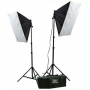 Комплект FST ET-LED502 KIT Постоянного света
