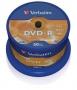 Verbatim DVD-R 4.7Gb cake 50шт